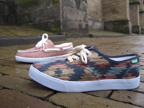 Sparky Vans X The Shadow Conspiracy
