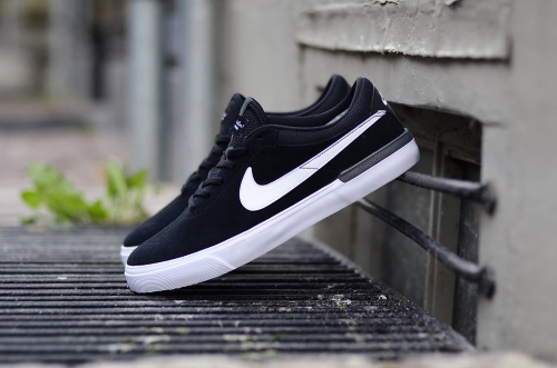 Nike SB Koston Hypervulc Black White Dark Grey 1bbec6b9c
